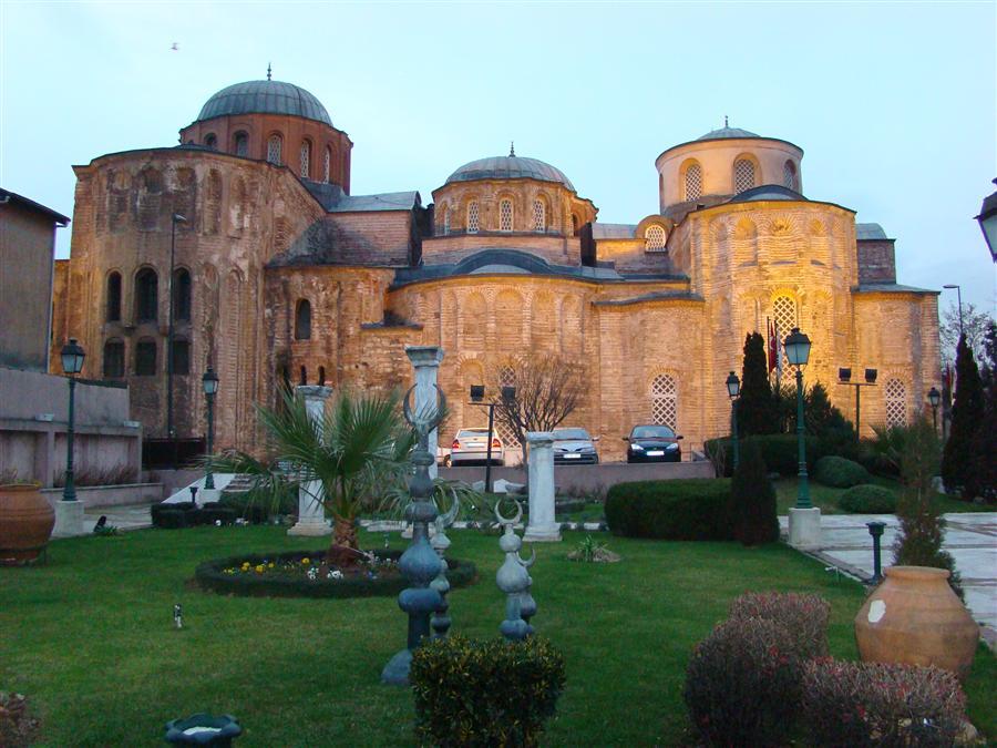 Pantakratos kilisesi